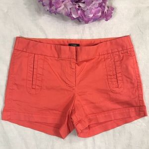 J Crew stretch shorts